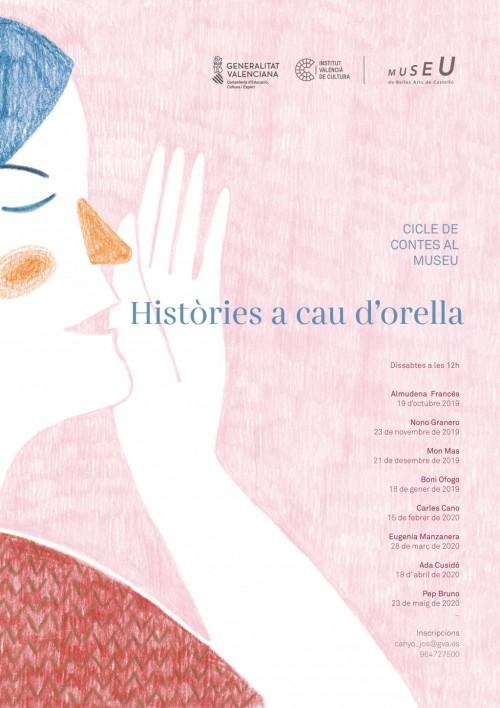 HISTÒRIES A CAU D'ORELLA