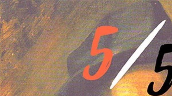 5X5 VIDA I OBRA DE VICENT CASTELL